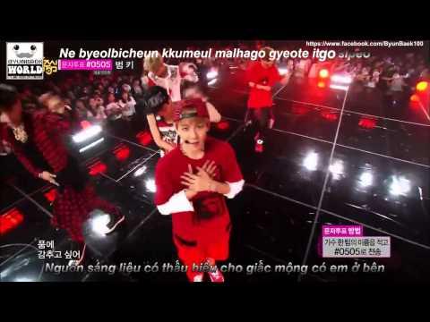 [Vietsub/Kara][FMV] EXO - The Star (Korean Ver.)