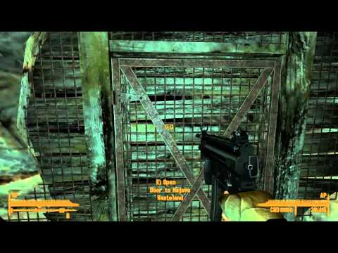 Fallout New Vegas Mods: Skunkwater Gulch - Part 3