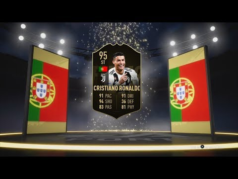 INFORM RONALDO IN A PACK!! 😱👏- LUCKIEST FIFA 19 PACK OPENING REACTIONS COMPILATION #18 thumbnail
