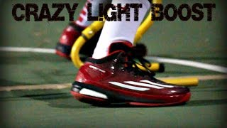 Adidas Crazy Light Boost Performance Test