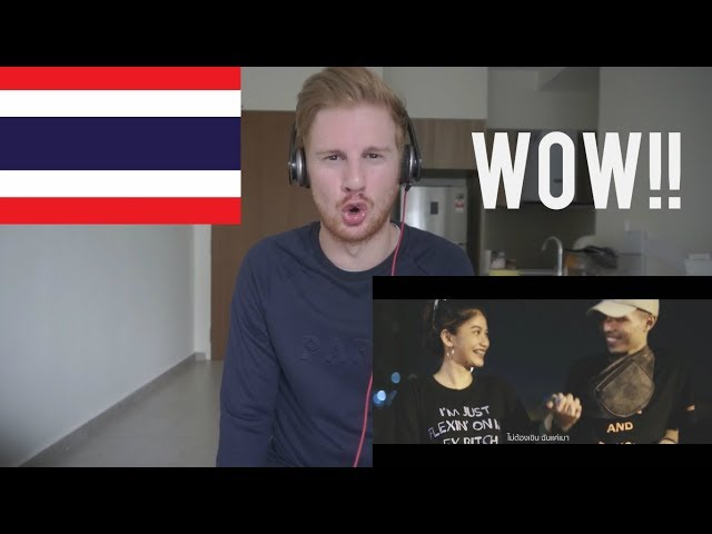 (WOW!!) YOUNGOHM - ?????? (Choey Moey) // FIRST THAI RAP REACTION