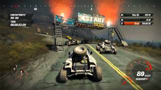 Fuel Gameplay PC HD III
