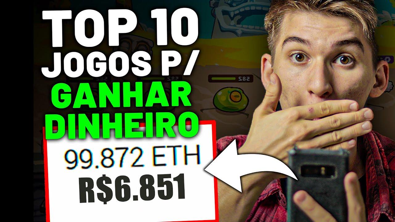 TOP 10 MELHORES JOGOS NFT PARA SUBSTITUIR O AXIE INFINITY | GANHE DINHEIRO REAL EM 2021
