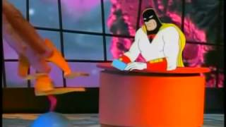 Space Ghost Coast to Coast - Rehersing The Intro