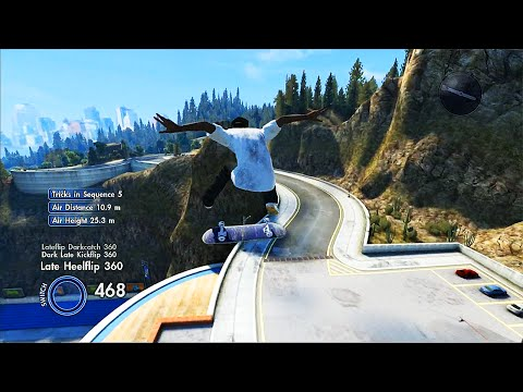 Skate 3 - FIRST EVER MODS! (Skate 3 MODDING  IS HERE)