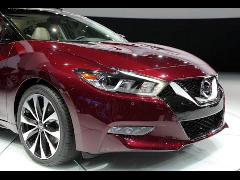Седан Nissan Maxima 2015