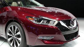 Седан Nissan Maxima/ 2015(, 2015-04-06T23:24:32.000Z)