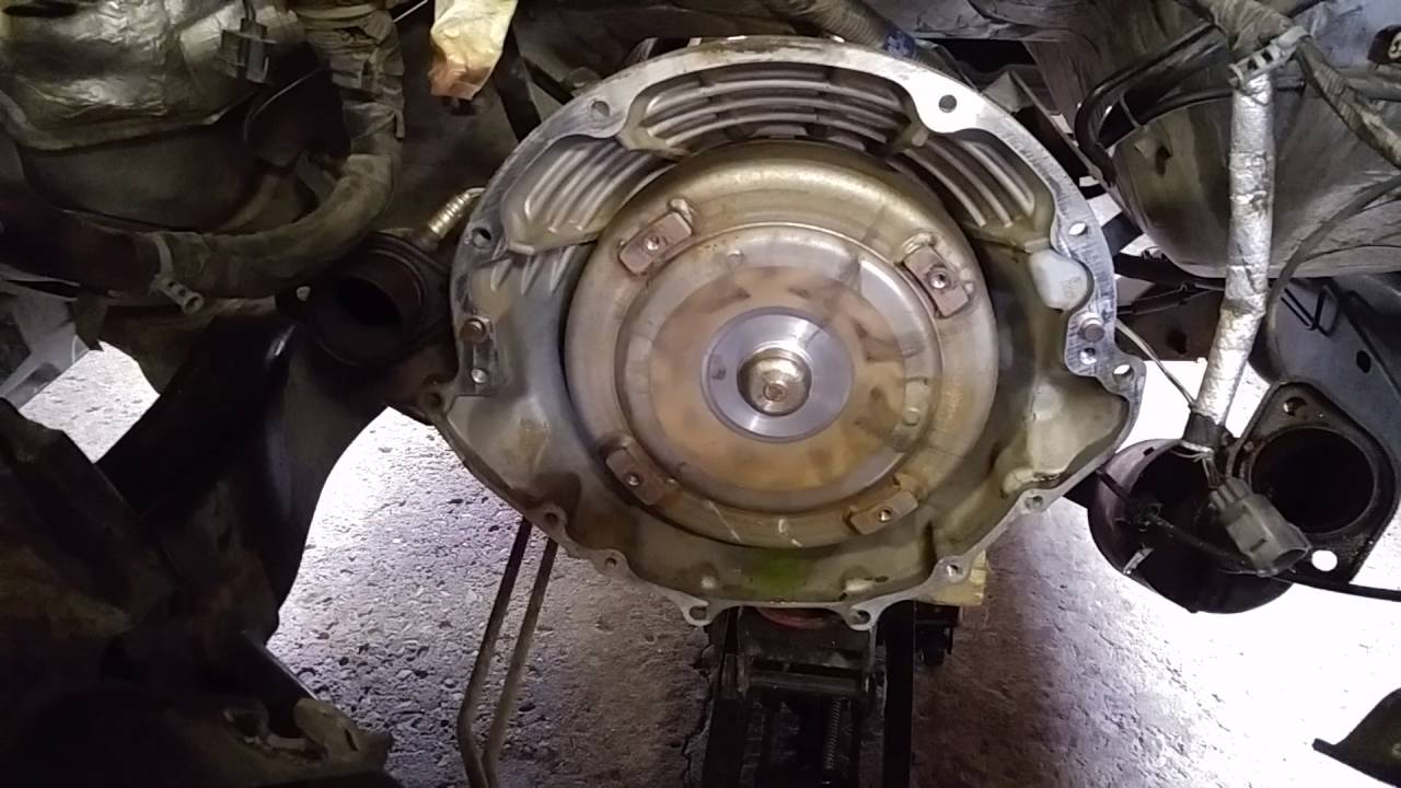 2007 dodge ram 1500 transmission removal