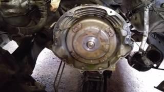 Dodge Ram 5.7 Hemi Engine Removal