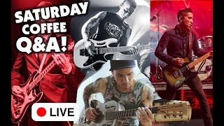 How I Switch Between Styles and Genres - Sat. Morning Coffee Q&A Live! - Nov. 2, 2019