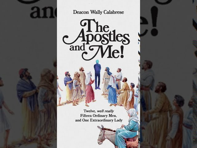 Have you read The Apostles and Me?