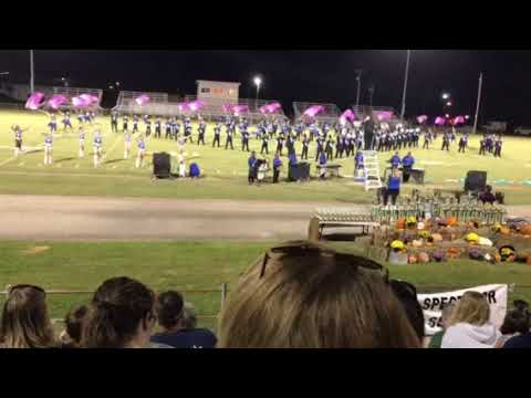 W S Neal High School Marching Band - Little Big Horn 2017