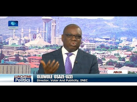 INEC Explains Voting Procedure Ahead Of General Elections |Lunchtime Politics|