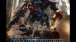 Taking Back Sunday - Faith (When I Let You Down) - Transformers: The Dark Of The Moon Soundtrack