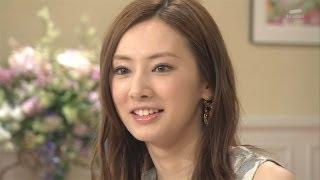 北川景子 ドラマ出演関連 4年ぶりのスペシャルトーク 2014.6.5.