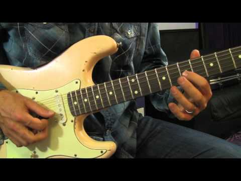 Jimi Hendrix - Red House - Guitar Lesson - Song Intro