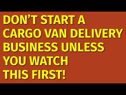 how-to-start-a-cargo-van-delivery-business-|-including-free-business-plan-template