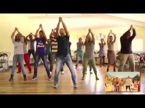 Tiako E TGC Danse