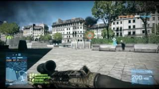 Battlefield 3 Multiplayer #1 XBOX 360