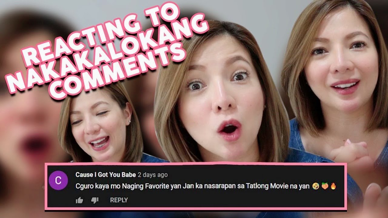 REACTING TO NAKAKALOKANG COMMENTS | Maui Anne Taylor