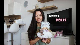 Заготовка тела для куклы / Новая куколка