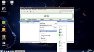 formatear  usb con GParted ( linux ubuntu )