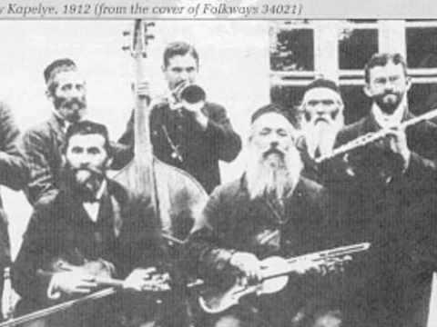 Download Belf's Romanian Orchestra - Amerikenskaya (classic klezmer)