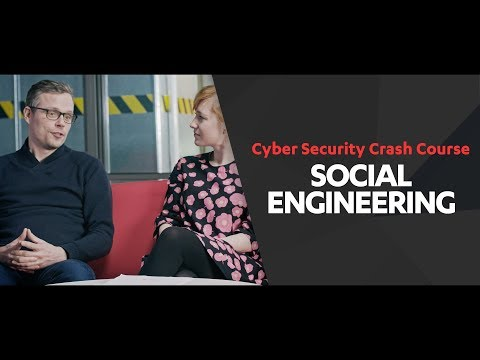 Social Engineering | Cyber Security Crash Course