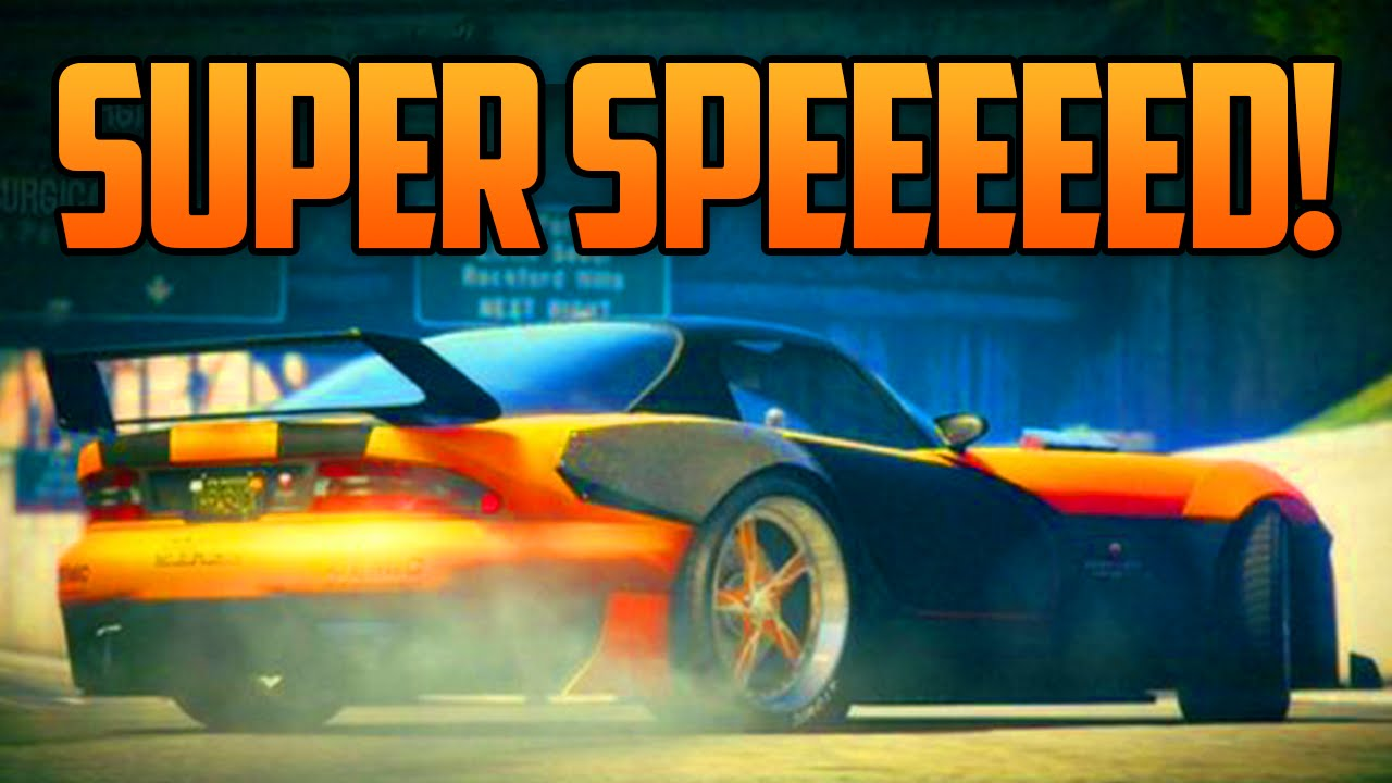 Gta 5 Online Super Speed Glitch How To Make Your Car 2x Faster Gta 5 Glitches Youtube