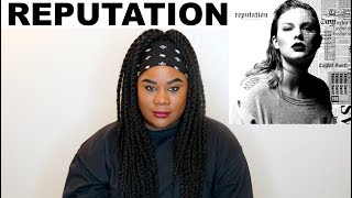 Baixar Taylor Swift - Reputation |REACTION|