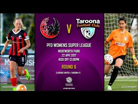 PFD Women's Super League: Round 6, Clarence v Taroona