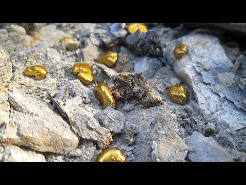 Золото из золы. Электролит и селитра, простой и доступный метод (ПОЛУЧАЕМ ЗОЛОТО)