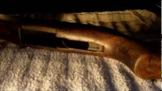 M1 Garand Part 3 Refinishing the Stock Continued