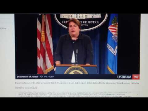 US Department of Justice on 1MDB - Part 1