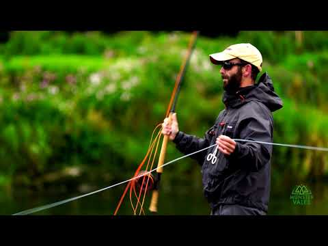 Fishing On The River Blackwater Munster Vales Ireland