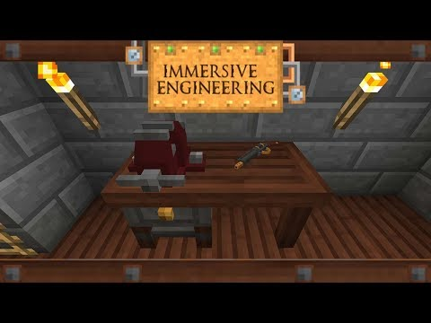 Immersive Engineering | Episode 10 | The Revolver
