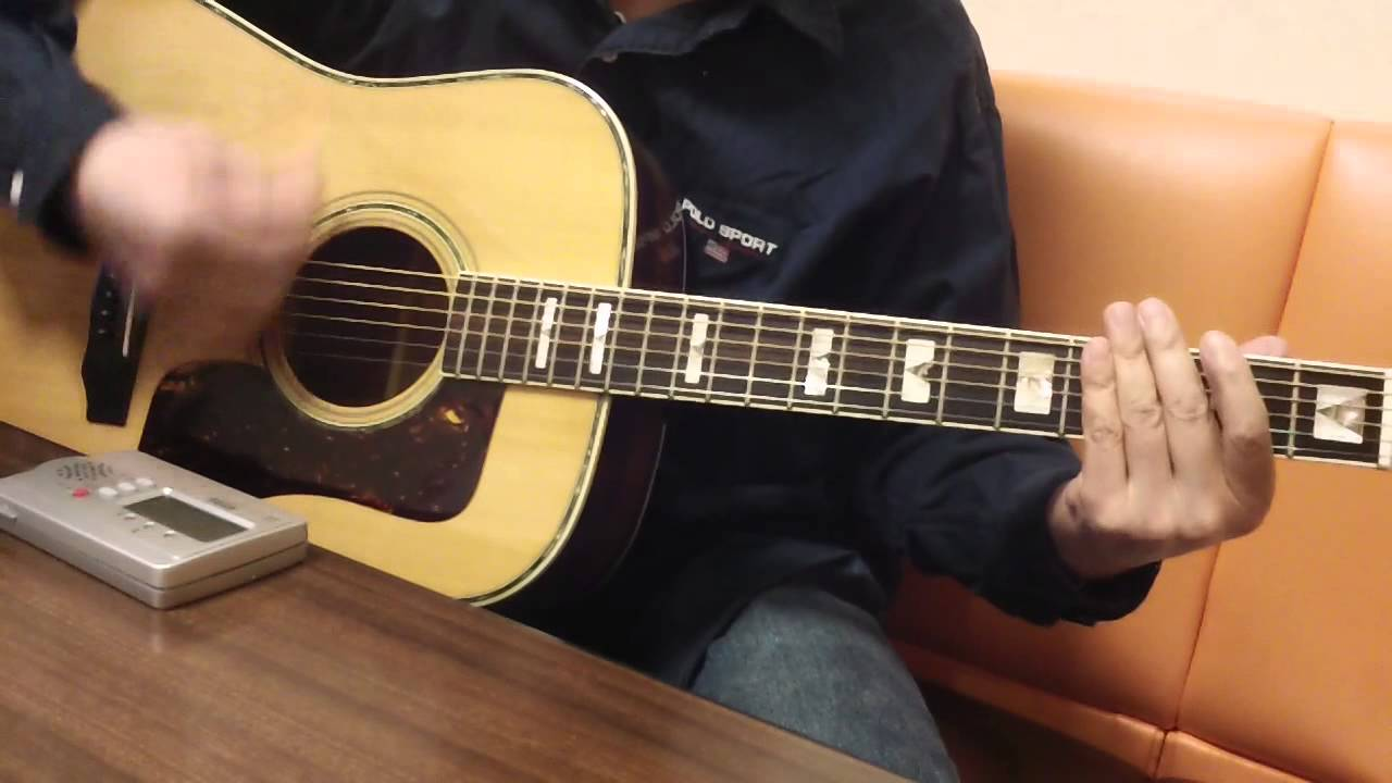 Tomson GW 530 by Yamaki Guild D55 replica Demo Play