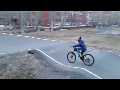 Полоса препятствий. Велодром