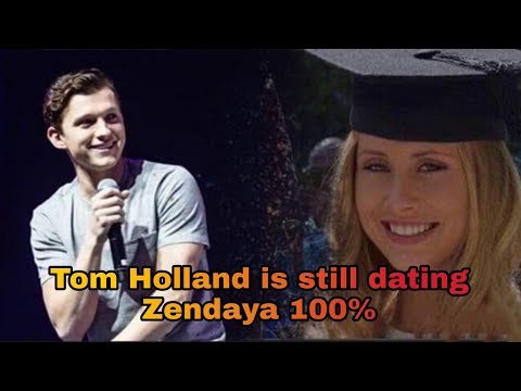 This Video Will Make You Believe Tom Holland Is Not Dating Olivia 100%|Tomdaya Is Still Real#Zendaya