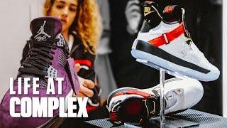Air Jordan 33 Unveiling & MORE! | #LIFEATCOMPLEX