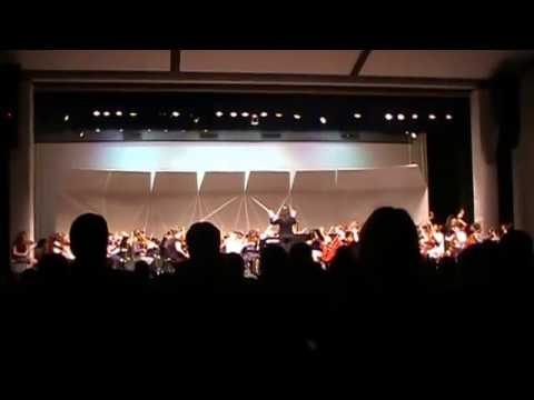 Weber School District Honor Orchestra, Junior High - Selections from Carmen