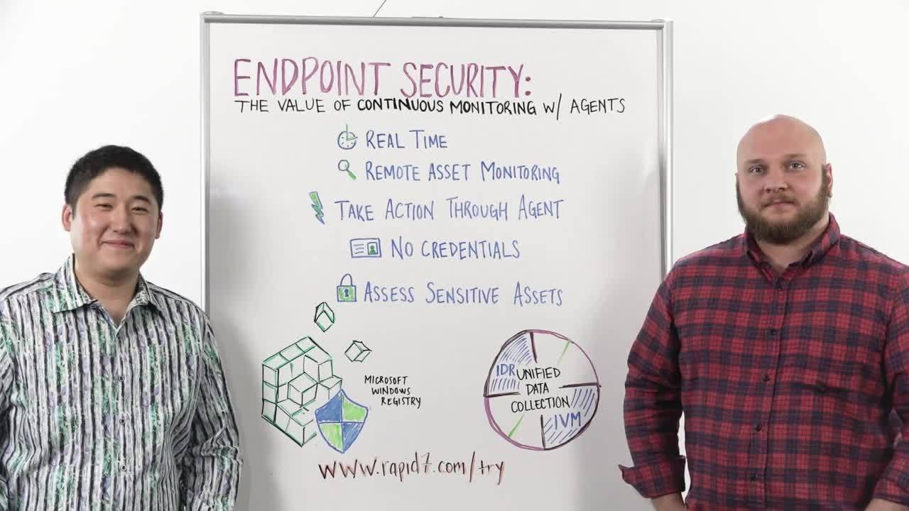 Whiteboard Wednesday: Endpoint Security - The Value of Continuous Monitoring with Agents