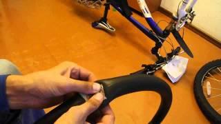 Как устранить прокол на камере велосипеда(Самый важный момент: найти и устранить причину прокола, а сам прокол в камере - это только следствие. Если..., 2013-07-11T18:04:43.000Z)