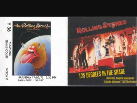 Rolling Stones - Tumbling Dice - Melbourne - Feb 17, 1973