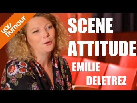 EMILIE DELETREZ - Avant d'être comique, j'étais prof