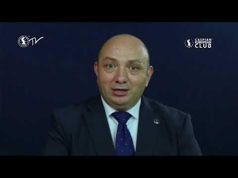 Ilqar Nuri - Adviser to President for Finance and Strategic Development