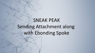 SNEAK PEAK : Sending Attachment from one instance to other using IntegrationHub and Ebonding Spoke