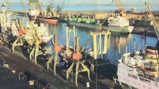 Zeitreise 70 - Der Überseehafen in Rostock
