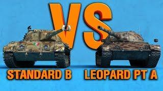Standart B ПРОТИВ Leopard Pt A ЧТО КРУЧЕ?