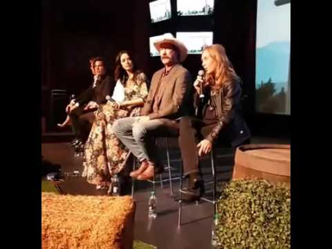 Facebook Live Stream | Cast Panel at CIFF (October 1st)